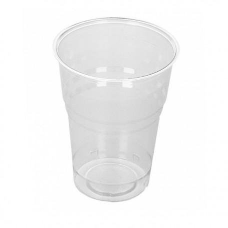 Gobelet biodégradable transparent en PLA 25 cl - par 50