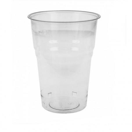 Gobelet biodégradable transparent en PLA 57,5 cl - par 50