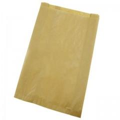Sac à pain kraft brun 24 x 7 x 50 cm (brioche ou plusieurs pains) - par 1000