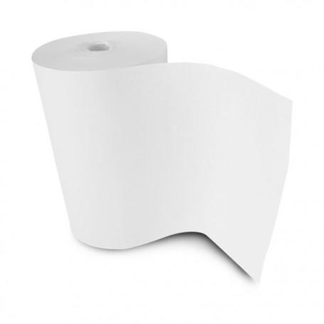 Papier kraft blanc 45 gr rouleau de 33 cm