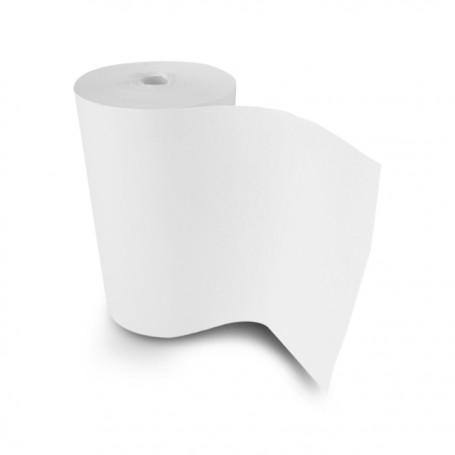 Papier paraffiné végétale Micropap 1 face 40 g/m² compostable en bobine de 33 cm - par 11 kg